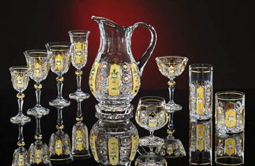 Lampade Cristallo Di Boemia : Shopping a praga cristallo porcellana lampadari antiquariato e